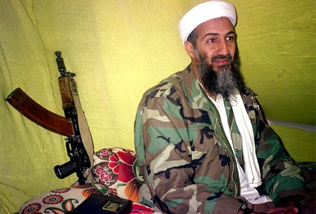 Усама бен Ладен в 1998 году