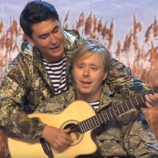 Азамат Мусагалиев и Александр Масляков
