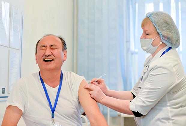 Министр здравоохранения Киргизии Алымкадыр Бейшеналиев