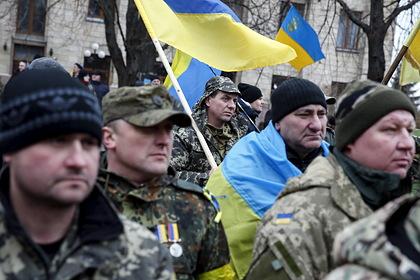 На Украине в честь 9 мая выплатят деньги участникам Майдана и АТО