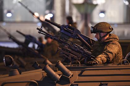 Украина заявила об отсутствии непосредственной угрозы российского вторжения
