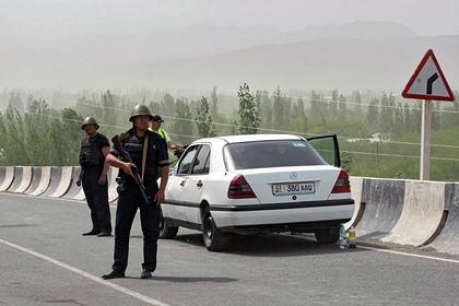 Бишкек объявил  обатаке Таджикистана на 5  погранзастав— Конфликт из-за воды