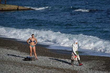 В Крыму начался курортный сезон