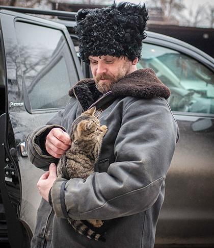 Комбат Алексей Мозговой