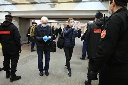 Власти оценили вероятность скорой отмены перчаточного режима в Москве