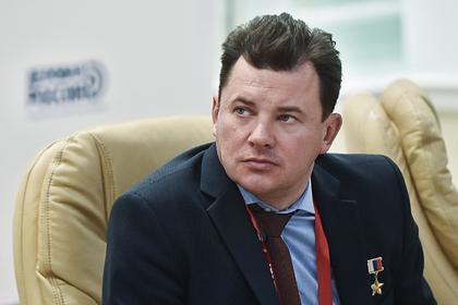 В Госдуме назвали срок высадки первых российских космонавтов на Луну