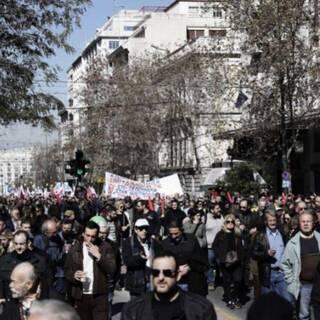 Участники забастовки (архивное фото, 2020 год)