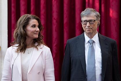 Основатель Microsoft Билл Гейтс и Мелинда Гейтс