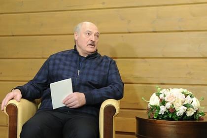 Лукашенко показал свой «любимый дворец»