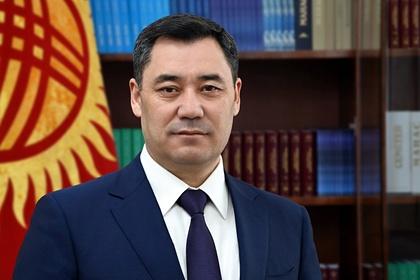 Президент Киргизии захотел модернизировать водозабор у таджикской границы