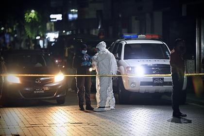 Бывший президент Мальдив пострадал при взрыве в столице страны