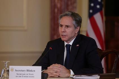 Блинкен оценил свой визит на Украину