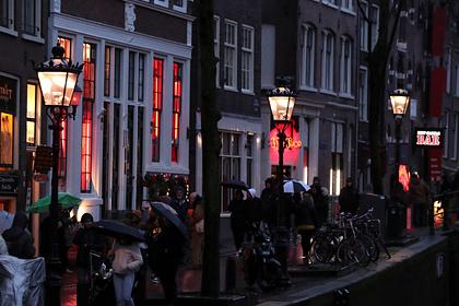В Амстердаме придумали альтернативу «кварталу красных фонарей»