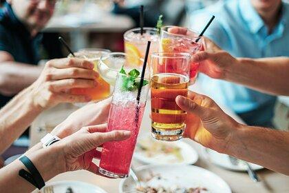 Россиянам дали советы по употреблению алкоголя