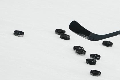 Российские юниоры пропустили две шайбы в финале ЧМ по хоккею