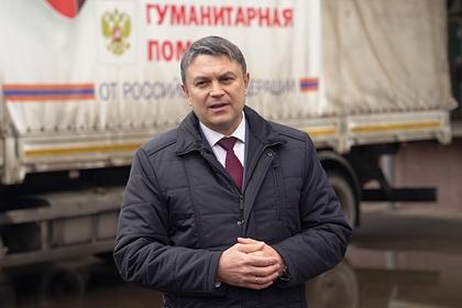 Глава ЛНР заявил об обострении конфликта в Донбассе