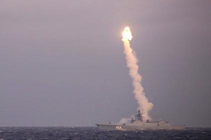 Испытательные стрельбы гиперзвуковой крылатой ракеты «Циркон» с фрегата «Адмирал Флота Советского Союза Горшков»