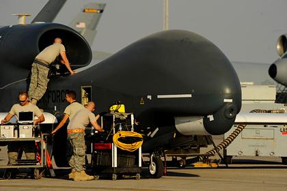 БПЛА RQ-4A Global Hawk Военно-воздушных сил США