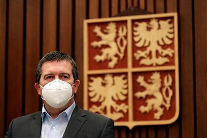 Первый вице-премьер и глава МВД Чехии Ян Гамачек