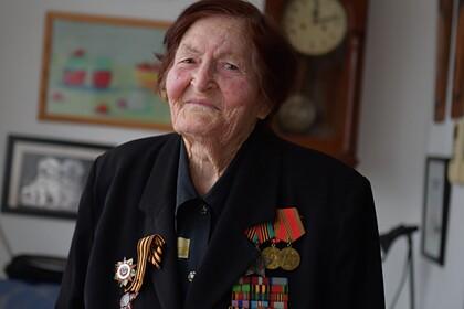 Ветеран поделилась самым ярким воспоминанием о Великой Отечественной войне