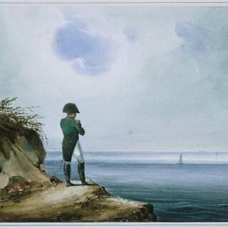 Наполеон на острове Святой Елены (Франц Зандманн)
