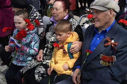 Подсчитано число московских ветеранов