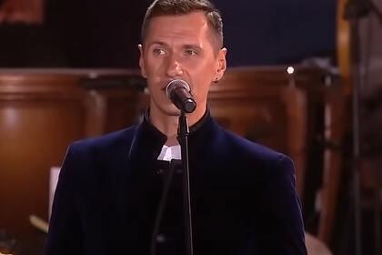 Янис Лемежис на фестивале «Дорога на Ялту»
