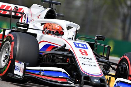 Мазепин занял последнее место в квалификации Гран-при Испании