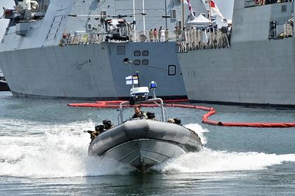 Американский адмирал описал возможный сценарий войны России и Украины