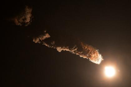 Раскрыта судьба неуправляемой китайской ракеты