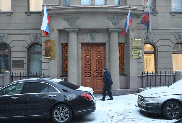 Министерство по делам Северного Кавказа