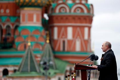 Путин рассказал о победе над «коричневой чумой»