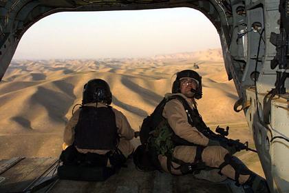 США задумались о переброске войск из Афганистана ближе к границе России