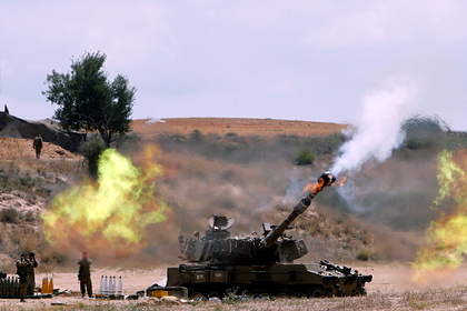 Армия Израиля нанесла удары по объектам ХАМАС