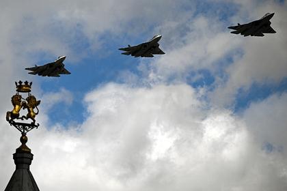 Американский военный эксперт назвал Су-57 «красивым убийцей»