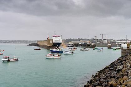 Маленький остров стал причиной конфликта между Францией и Великобританией