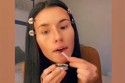 Блогерша нашла способ увеличить губы в домашних условиях и удивила подписчиков