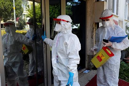 Турция отменила ПЦР-тесты на коронавирус для туристов из 16 стран