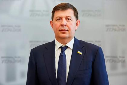 Раскрыто местонахождение обвиненного в госизмене соратника Медведчука