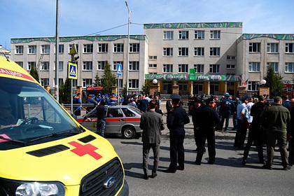 СК опроверг информацию о заложенной в казанской школе бомбе