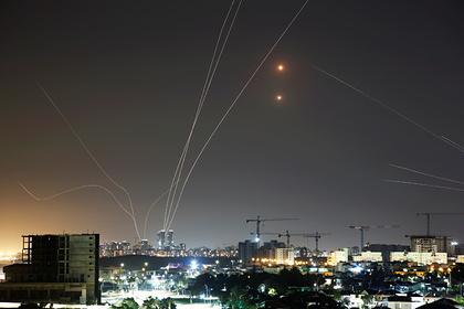 Исламисты обстреляли Тель-Авив 130 ракетами