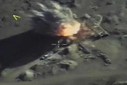 Российские военные сообщили об уничтожении сотен террористов в Сирии