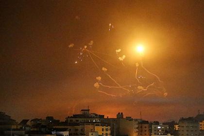 Число выпущенных по Израилю ракет подсчитали