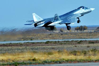 Россия объяснила «убийственный» вид Су-57
