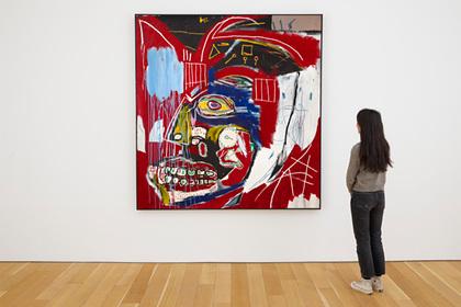 Картина афроамериканского художника ушла с молотка за 93 миллиона долларов