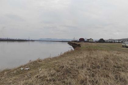 В России из реки выловили обглоданное тело младенца
