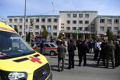 Восьмерых пострадавших при стрельбе в Казани отправят на лечение в Москву