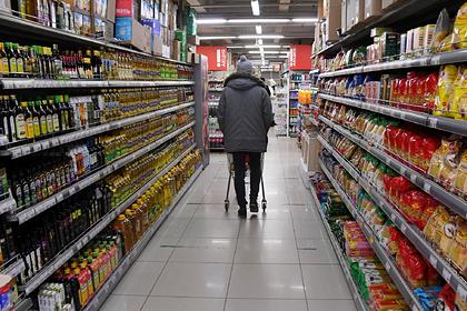 В росте цен на продукты в России обвинили жадность