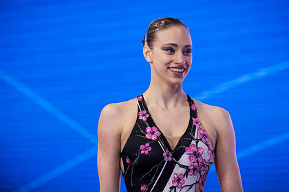 Российская синхронистка выиграла золото ЧЕ и объявила о пропуске Олимпиады