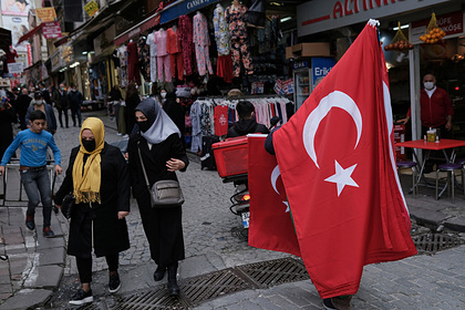Турция рассказала о сроках возвращения к нормальной жизни